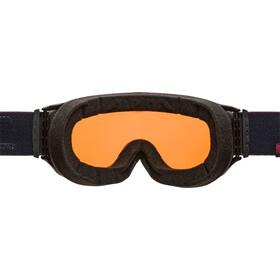 Alpina Challenge 2.0 Quattroflex Hicon S2 Gafas de esquí, black matt